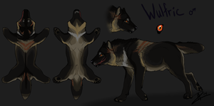 REF: Wulfrik by sinisterplay