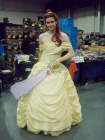 Expo '11 - Belle by AngelBless