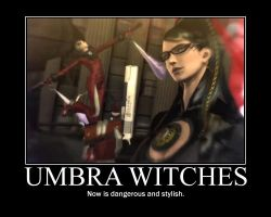 Bayonetta motivational poster9 by VirtualFighter