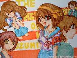 Haruhiism by MewFiona