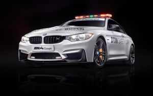 2014 BMW M4 Coupe DTM Safety Car by ThexRealxBanks
