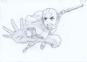 Aang by Lasconi