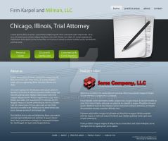 Legal Site layout by datamouse