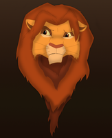 Simba by Werappw