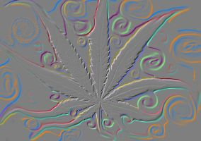 Trippin on Weed 3D by txlonghorn420