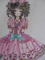 Decora Lolita by KingOfAutumn