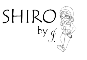 Ash Creek: Shiro Chibi by Jmage-Art