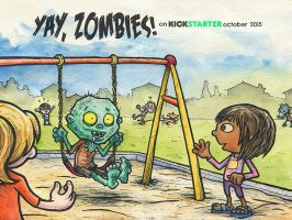 Share Zombies With Your Friends! by jbrenthill