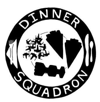 Dinner Squadron unit patch by crawdadEmily