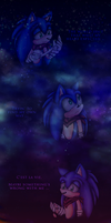 M-Th No. 45 - You're free (Happy birthday Sonic!) by Azurelly
