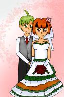 DependencyShipping: Wedding by PipoMadness1992