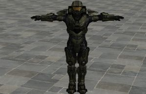'Halo 4' Master Chief XPS ONLY!!! by lezisell