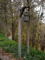 old school street lantern v2 by Treeclimber-Stock