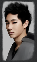 Aron phone drawing by SMoran