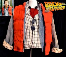 Back To The Future Marty Costume by ritter99