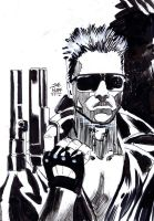 The Terminator by JoeRuff