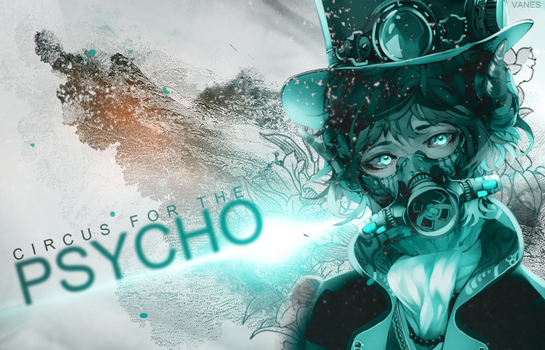 Psycho by AnnVanes