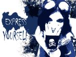Express yourself by RavenPiobaire