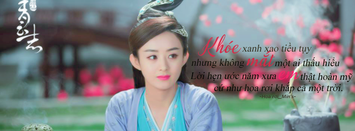 13-3-2016 : Quotes Zhao Li Ying by hanglovetfboys
