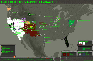 World of Fallout: 2271-2282 by DeusIX