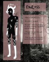 [CP OC] Endless ref by ChaoticPuppetMaster