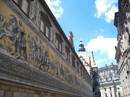 Wall of Nobility - Dresden by MethostheAnubis
