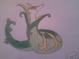 Serperior in every way by Sylrind