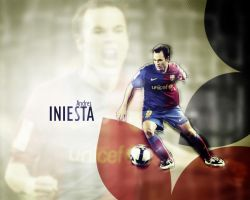 A. Iniesta by 9Inls