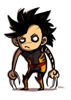 Little : Daken by ChickenzPunk