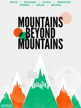 Mountains Beyond Mountains by AdNinja