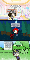 Close Encounters of the touhou kind by ChaosOverlordZ
