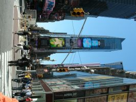 Times Square (as it was in 2010) by TdankBelle