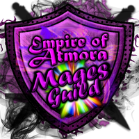 Empire of Atmora Mages Guild Logo by Kevin-Yoshi