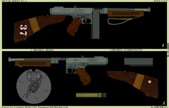 Corrigan's 1921 Thompson by AeroRat
