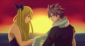 Promise me this is forever, Natsu. by DraxusVomDrago