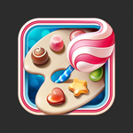 Sweet App Icon - full size by Ramotion