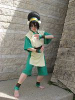Toph Costume 1 by msventress