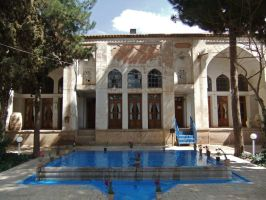 Persian Mansion 03 by fuguestock