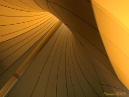 Golden Sails by Swanee3