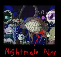 Nightmare Nny by Emowannacookie