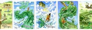 Perna Classic FairyTales: Jack and the Beanstalk by syrusbLiz