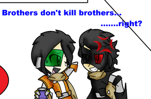 Brothers... by ShadowXveronica