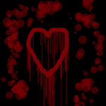 Bleeding Heart by Chrissiannie