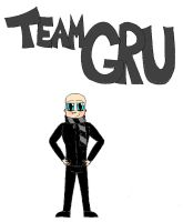 Team Gru Poster by Screwed-In-The-Head