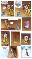 Rayman - Neocreation Day Fan Comic page 10 by EarthGwee