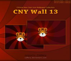 CNY Wall 13 by Caffery