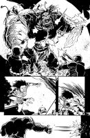 THUNDERBOLTS 157 Page 1 by DeclanShalvey