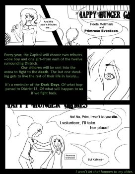 Hunger Games Page 2 by AshiraAngel