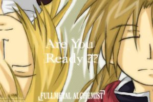 FMA - Are You Ready ??? by raidenokreuz76