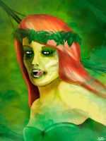 Poison Ivy by Piteurock